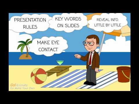 PRESENTATION SKILLS 1 DEATH BY POWERPOINT - YouTube