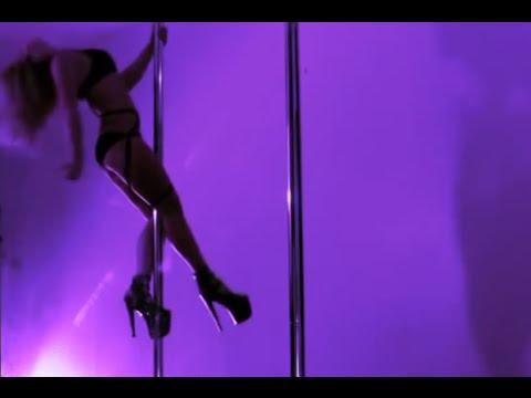 Tara Phillips - Pole Dance - I Get Off (Halestorm) - Sexy Pole Dance