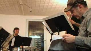STEVE REICH DIRECTING BANG ON A CAN