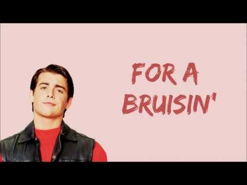 Cruisin' For A Bruisin' - Teen Beach Movie lyrics