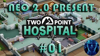Two Point Hospital #01 - Gamplay FR - Néo 2.0