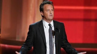 Matthew Perry Says He Doesn't Remember 3 Years of 'Friends' Because of His Addiction