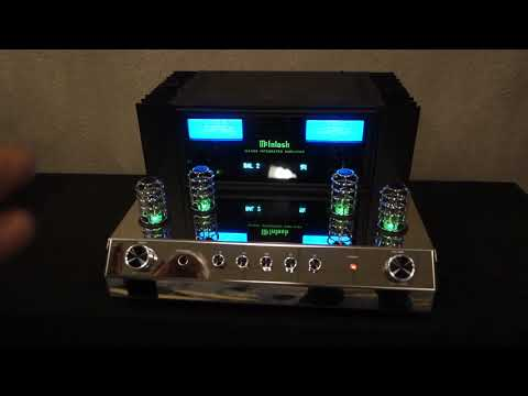 Mcintosh MA352 - Most Powerful Hybrid Tube Integrated Amp In The World?