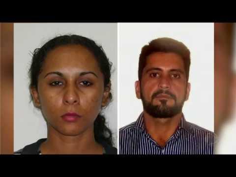 Homem mata mulher e esconde corpo em mala