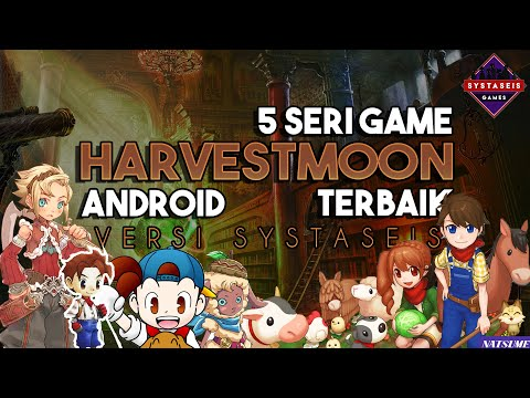 5 Seri Game Harvest Moon Android Terbaik