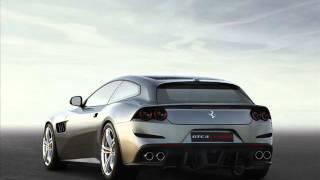 Ferrari Introduced New GT C4 Lusso