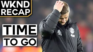 Solskjaer Needs to Go After Villa Failure Euro 2020 Group Stage Draw Weekend Recap 14