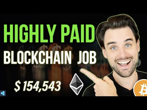 The secret strategy to land a HIGH PAYING blockchain job