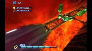 Sonic Unleashed (Wii) - Eggman Land - S Rank