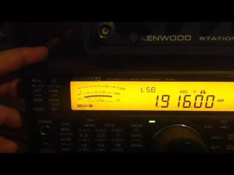160m Beverage Antenna 140