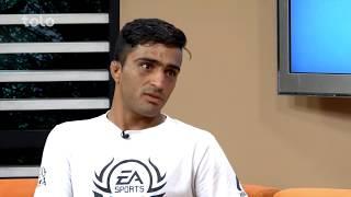 بامداد خوش - ورزشگاه - صحبت ها با روح الله محمدی و عمران حفیظی تره خیل در مورد شب نبرد چهارم