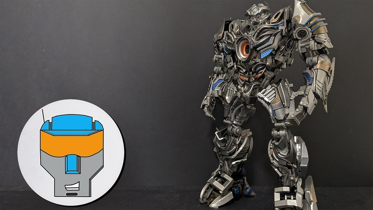 This Is A Work Of Art! - Unique Toys Nero Review #Transformers