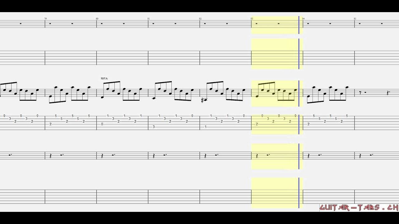 Scorpions Holiday Chords Acoustic Another1st