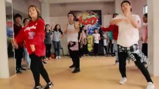 Mizo Dance Camp Team || Alan Rinawma Dance Choreography || #nofriendzone
