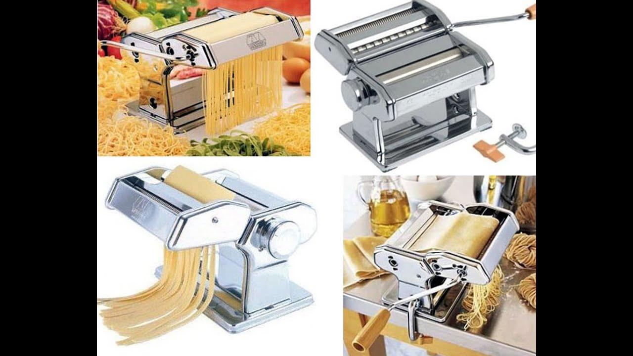 Оптом и в розницу купить marcato pasta set le cadeau rame, ручная машинка для раскатки теста и резки лапши, равиольница, диспенсер для быта #marcatorussia #pasta #лапшерезка машинка нарежет лапшу шириной 1,5 мм и 6 мм с ровными краями. Традиционная паста тальятелле и феттучине.