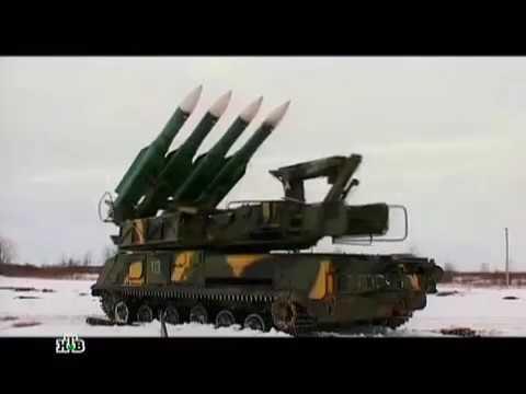 ЗРК «БУК-М2» в войсках