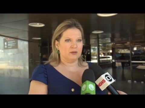 Joice Hasselmann defende votação ainda nesta semana da reforma da Previdência