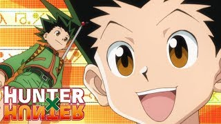 Hunter X Hunter - Opening 1 | Departure!