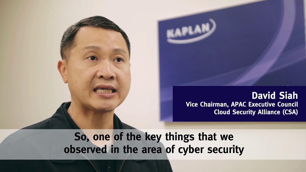 Cyber Security: Threat or Opportunity?