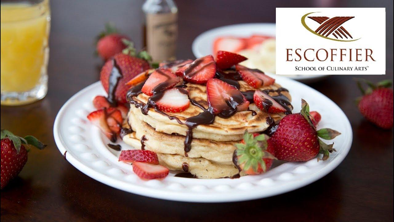Banana Nutella Pancakes - YouTube