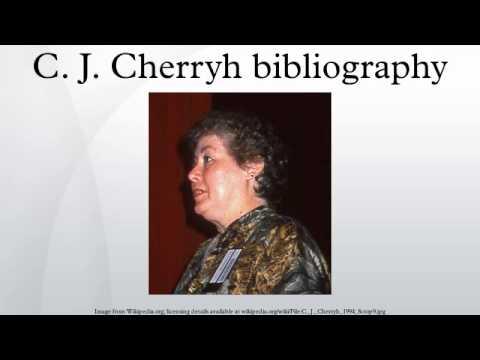 C. J. Cherryh bibliography