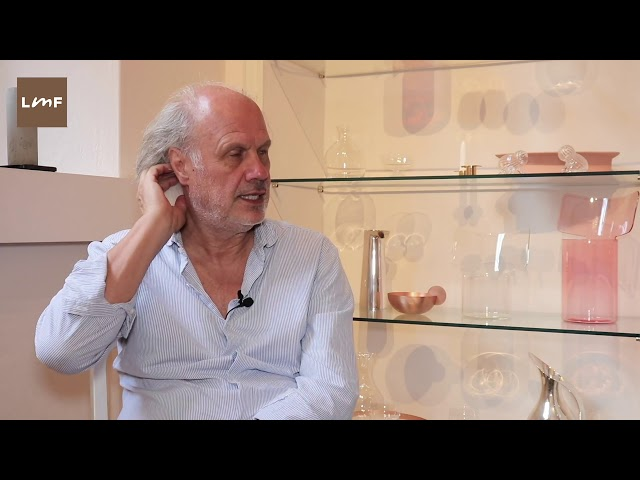 Design Italy incontra - Aldo Cibic (Paola C)
