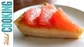 Pink Grapefruit Pie - Unique Dessert Recipe