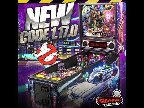 Stern Pinball's Ghostbusters Pro (Version 1.17)