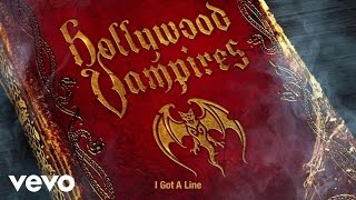 Hollywood Vampires - I Got A Line On You (Audio)