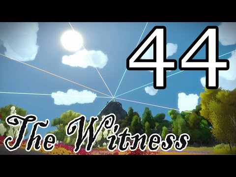 [44] The Witness - Progress In The Village  - Let's Play Gameplay Walkthrough (PS4)