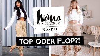 Ivana Santacruz X Na-kd Kollektion – Top Oder Flop? Live Anprobe + Ehrliche Meinung | Kleinstadtcoco