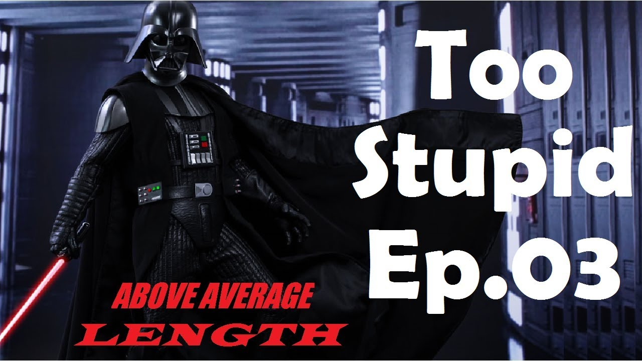 Advanced Sci-fi Civilisations Too Stupid To Really Exist Ep.03- The Galactic-ish Empire