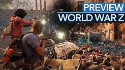 World War Z - Gameplay-Preview: Zombies ohne Ende