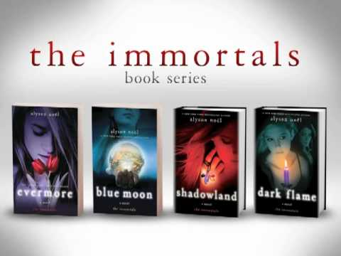 The Immortals Series by Alyson Noel