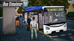 Bus Simulator 18 - Episode 2 - Holiday Route