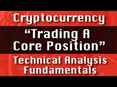 "MONERO / XMR ""Trading a Core Position"" CryptoCurrency Technical Analysis : Path Chat Education"