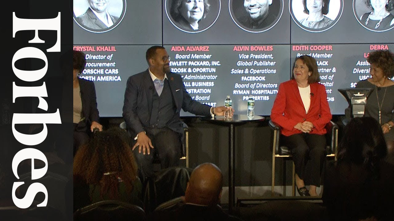 2018 I.D.E.A Summit: Leading With Purpose | Forbes Live