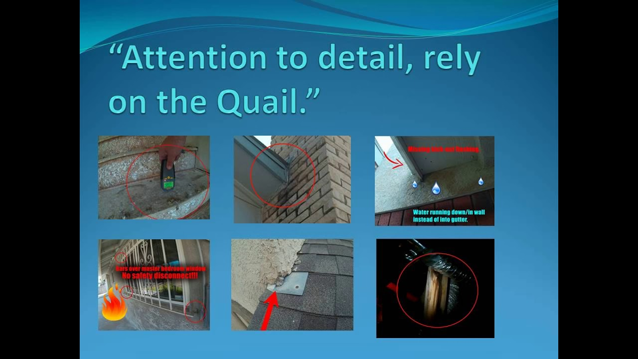 What is a home inspection? - Quail Creek Home Inspections