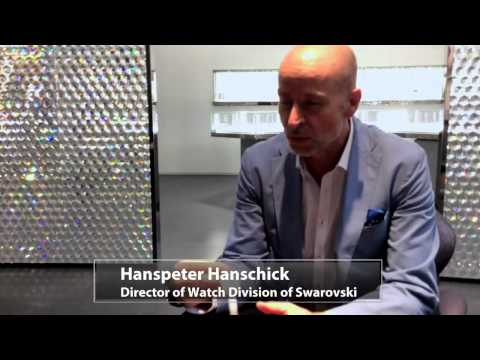 BASELWORLD 2015 | Interview with Swarovski about the new Crystalline Oval