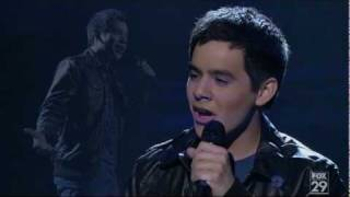 David Archuleta - Imagine [Top 20]