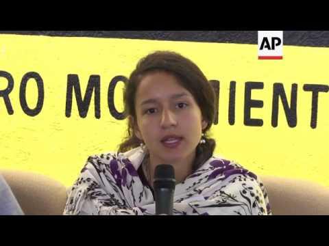 Dead Honduran activist's daughter urges justice