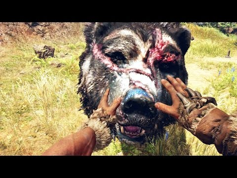 Far Cry Primal #18: O Grande Urso Cicatriz - Xbox One / PS4 Gameplay