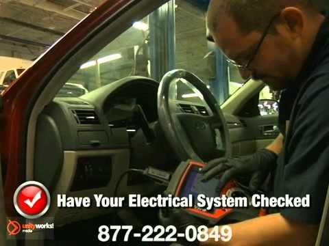 Ford Electrical System Wiring Repair Service San Antonio Kirby TX San-Antonio TX Kirby TX