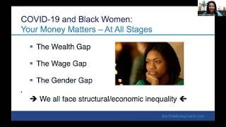 COVID 19 and Black Women  Your Money Matters