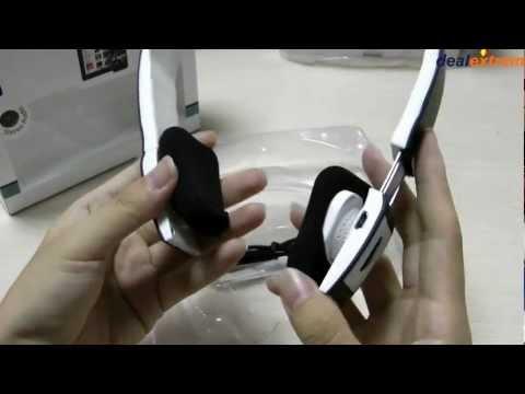 BH-02 Bluetooth Stereo Headset Headphone - DealExreme