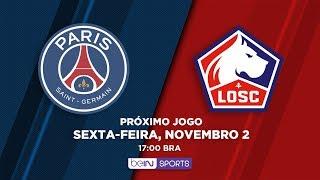 AO VIVO - PSG VS LOSC