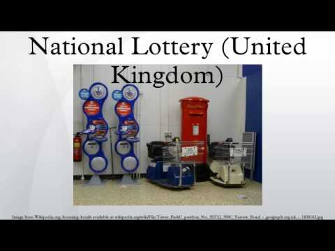 National Lottery (United Kingdom)