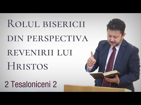 Biserica Baptista Emanuel Timisoara - 10.11.2019 AM - Radu Oprea