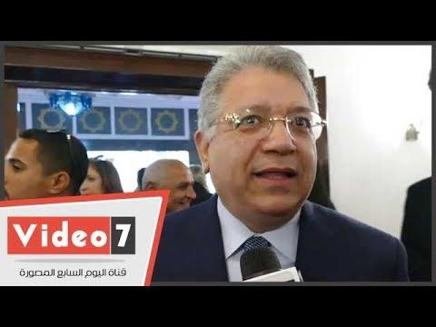 رئيس -تعليم البرلمان-: -جمال عبد الناصر لم يمت وإنما حى فى قلب كل حر-  - 13:22-2018 / 1 / 15