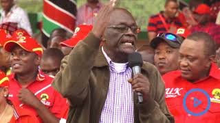 Fred Gumo defects to Jubilee and tells Raila to retire peacefully
